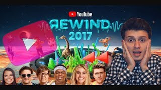 YouTube Rewind 2017  (Ютуб Ревайнд) РЕАКЦИЯ  #YouTubeRewind