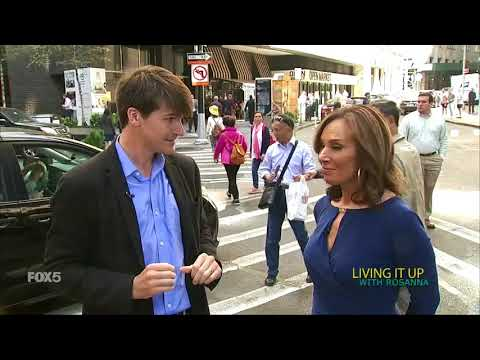 Living it up with Rosanna Scotto:  Episode 3