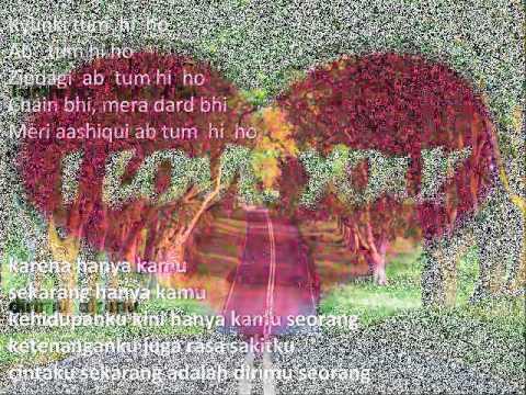 Tum hi ho ~ Lirik beserta artinya