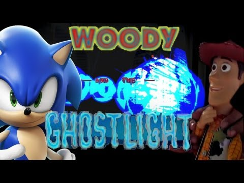 Woody And The GhostLight: The Big Prank