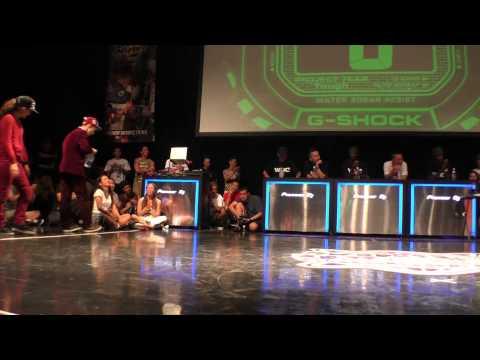 Funky-J & Vovan vs ROADDOGGZ(Cio  Masato)...