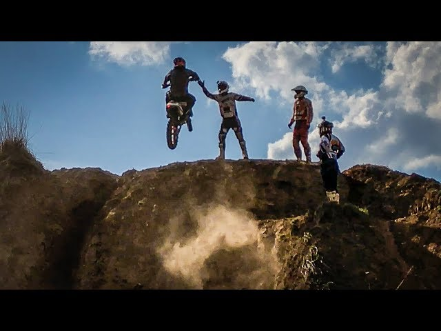 High Five Outtake from Enduro Dreamland Part #7 KTM EXC 300  Enduro_Motocross ????Dirtbike FreaX????
