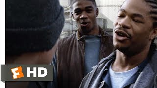 8 Mile Movie Scene - Lunch Break Rap (2002) - Eminem, Brittany Murphy