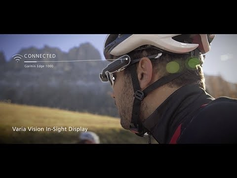 Garmin Varia Vision™ - In-sight Display (English)