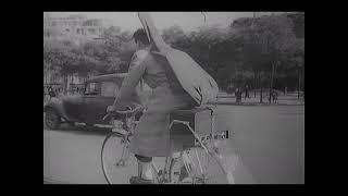 Gabríel Ólafs   Cyclist Waltz (official Music Video)