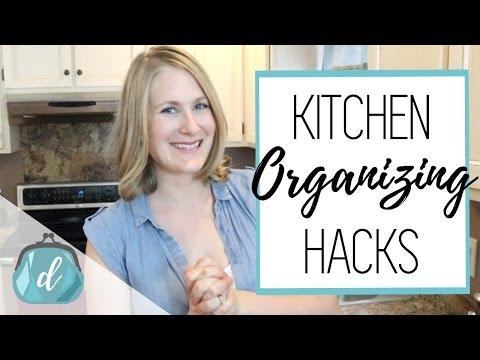 10 Best Kitchen Organization Hacks