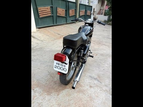 Awesome sound of my bullet, riding on the streets of #bangal