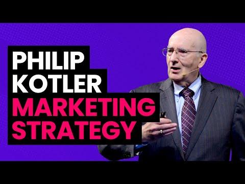 Marketing Strategy 2021: Philip Kotler on Marketing Strategy