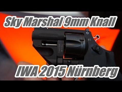 Korth Sky Marshal 9mm Knall Mini Vid