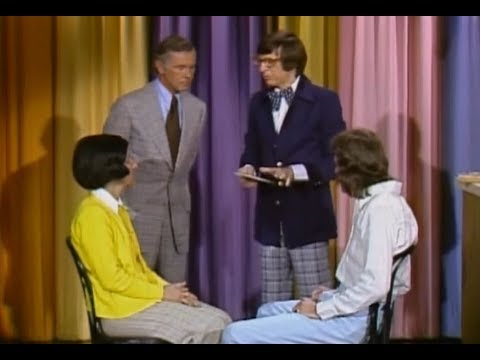 Johnny Carson Magicians - The Amazing Kreskin on The Tonight Show
