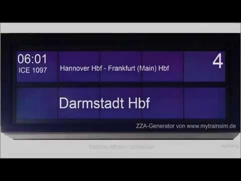ELA Abfahrt Hamburg Dammtor