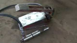 Гидравлический домкрат с цилиндром б/у . BODY REPAIR . special tooling(, 2014-08-13T21:07:44.000Z)