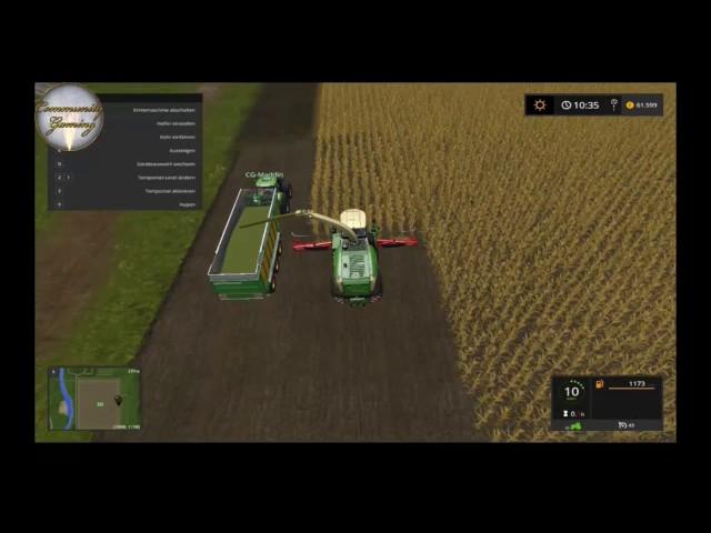 Let's Play Landwirtschafts Simulator 2017   Häckseln !!!!   Folge #004