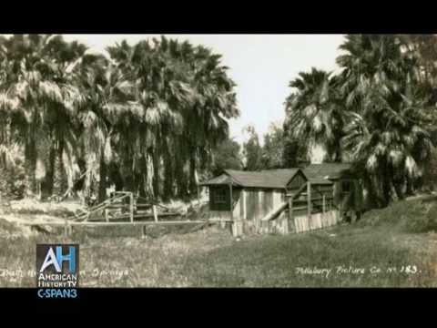 C-SPAN Cities Tour - Palm Springs: History of Palm Springs
