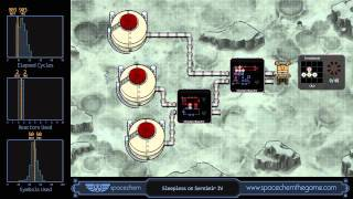 SpaceChem example gameplay