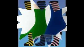 Multicolored and Striped Socks Wholesale | Manufacturer