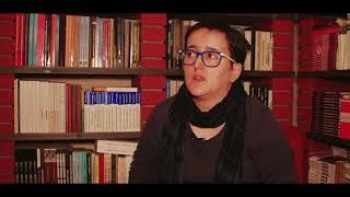 Lejla Kalamujić about literature and LGBT in Sarajevo
