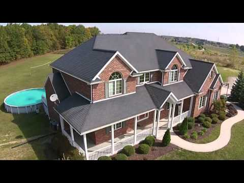7308 Schwartz Road Fort Wayne, Indiana 46835   Video Tour With Aerial Footage