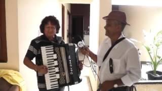CARLOS ADIEL E O REI DA SANFONA CHICO CABELUDO PART  01