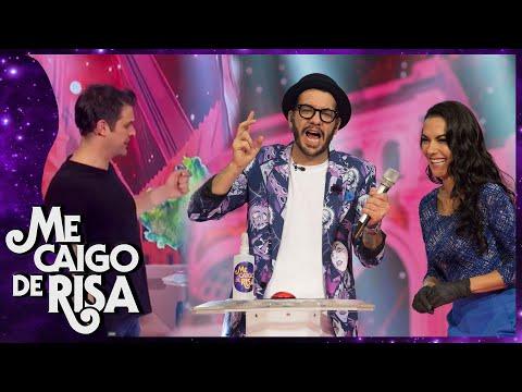 Por primera vez Katelen juega en 'Dame Tres' | Me Caigo De Risa