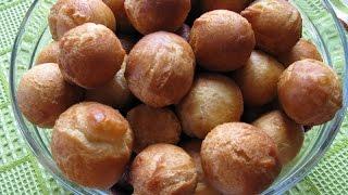 Пончики на сгущенке/Donuts on condensed milk