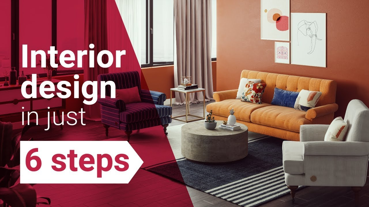 Get Your Home Interiors Done In Just 6 Steps! | Livspace