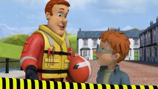 Fireman Sam US | Norman on the Sea Team? 🔥New Episodes | Fireman's Rescues | Videos for Kids