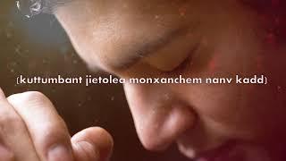 BLOOD OF JESUS - (Goan Konkani Prayer) - Joel Lasrado