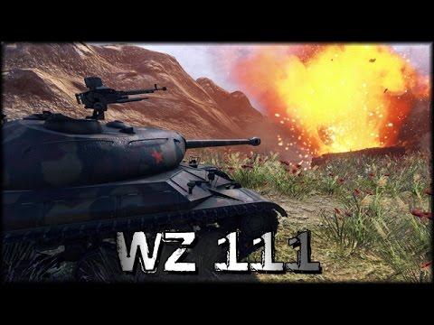 World of Tanks - Live: WZ-111 [ deutsch | gameplay ] von YouTube · Dauer:  13 Minuten