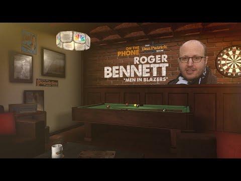 Men in Blazers' Roger Bennett Talks World Cup & More with Dan Patrick | 6/13/18