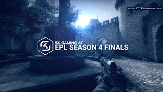 SK at ESL Pro League Season 4 Finals