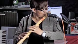 Ukali Orali Haru Ma - Anraj Tamang (Cover) | Nepali Song Flute Instrumental