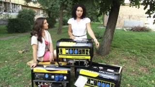 Как выбрать генератор для дачи, дома. Генератор Firman fpg 3800 и генератор Forte fg 6500e(, 2013-07-09T14:18:42.000Z)