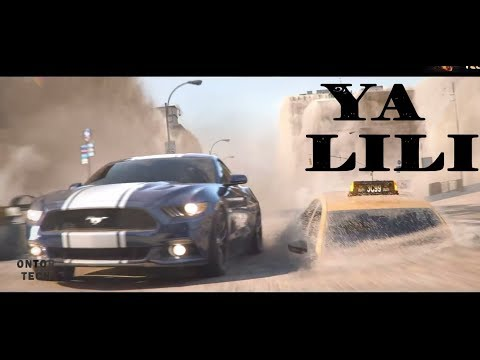 YA LILI arabic mix CGI car SONG 2019 HD