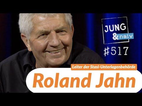 Stasi-Unterlagenbehördenleiter Roland Jahn - Jung & Naiv: Folge 517
