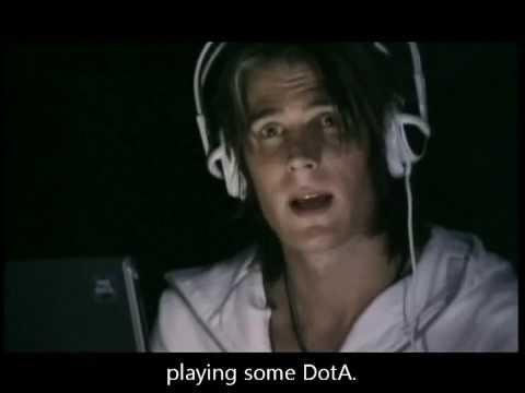 basshunter  DotA ( English sub) HD