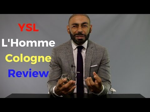 L'Homme By Yves Saint Laurent Cologne Review/Fragrance Review