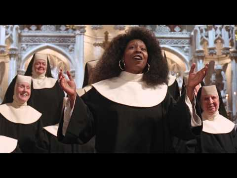 Sister act - I will follow him (HD) (with lyric)