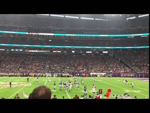 Kirk Cousins To Kyle Rudolph TD Vs Denver Broncos - Minnesota Vikings Chat
