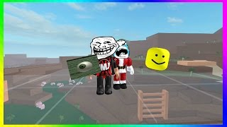 Catching Scammers #3 (ROBLOX Lumber Tycoon 2) Losing 4 EYES!