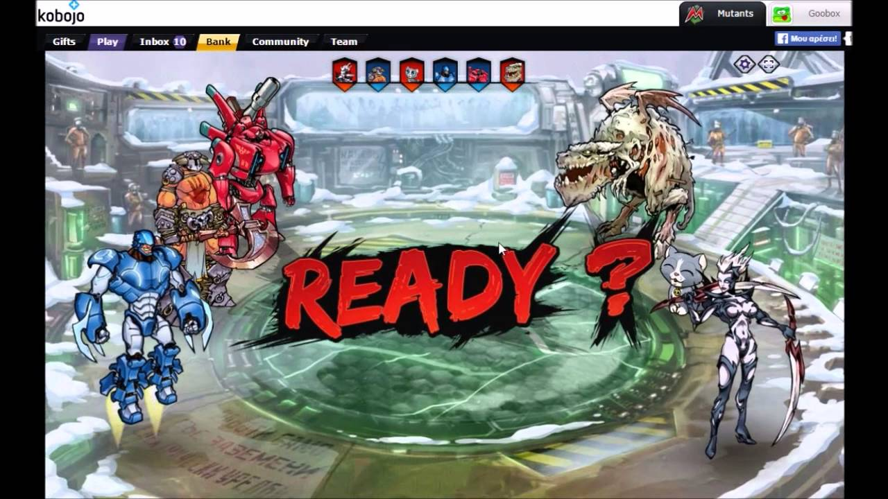 mutant genetic gladiators mod apk 2017
