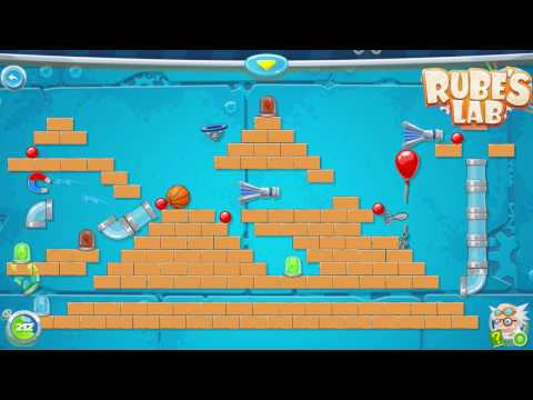 play Rube's Lab - Physics Puzzle on pc & mac