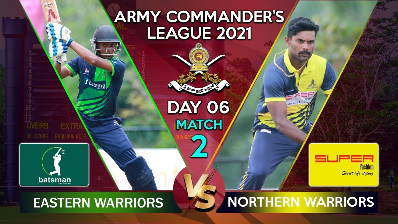 Download ACL 2021   Eastern Warriors vs Northern Warriors -  Day 6_Match 2