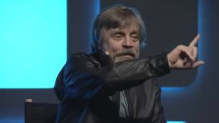 Mark Hamill talks about his disappointment