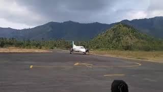 مطار جزيرة انجوان بجزر القمر AB Aviation