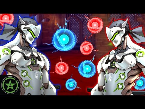 Things to Do In Overwatch – Deflect Duel