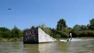 Wake & Skate - Jamaj - July 2016