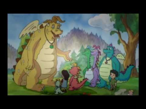 Dragon Tales - 02x07 Cassie, the Green-Eyed Dragon/Something's Missing