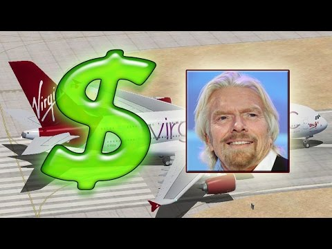 10 Expensive Things Owned By Billionaire Sir Richard Branson
