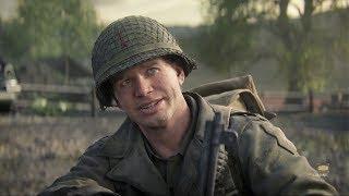 Call of Duty: WW2 Gameplay Walkthrough - Mission 2 - Operation Cobra - PS4 HD